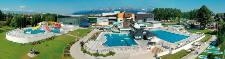 Aquacity Poprad, Top places to visit in Slovakia