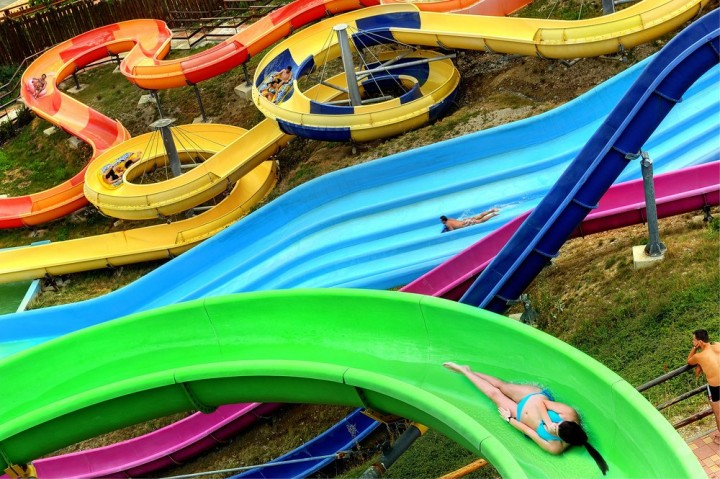 Aquapark Tatralandia, Top places to visit in Slovakia