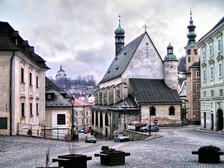 Banská Štiavnica, St. Catherine's church, Top places to visit in Slovakia