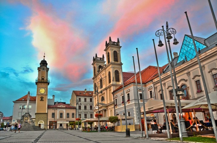 Banská Bystrica, Top places to visit in Slovakia