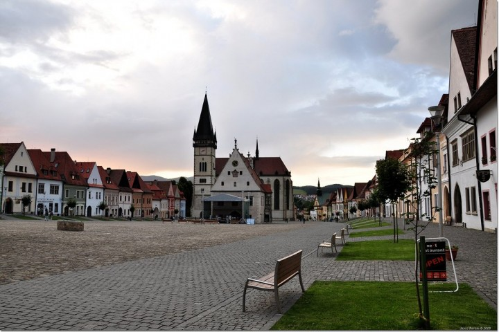 Bardejov city center, Top places to visit in Slovakia