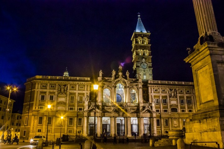 Basilica di Santa Maria Maggiore, Things to do in Rome, Lazio, Italy