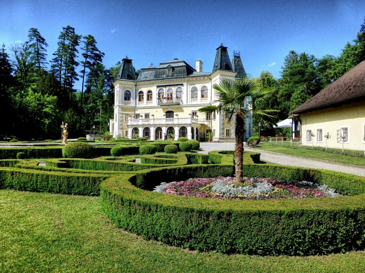 Betliar manor house, Top places to visit in Slovakia