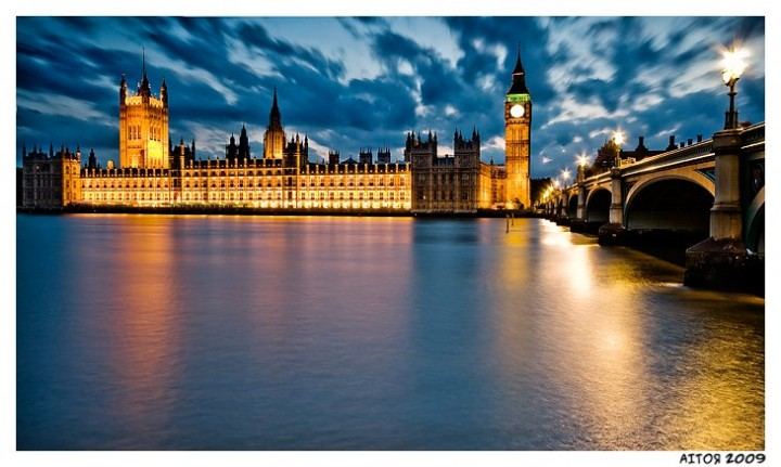 Big Ben and Parliament and Westminster Bridge, Things to do in London, England, UK