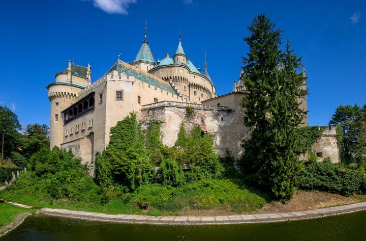 Bojnice castle, Top places to visit in Slovakia