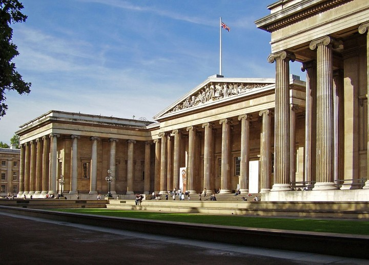 British Museum, Things to do in London, England, UK