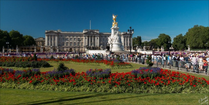 Buckingham Palace, Things to do in London, England, UK
