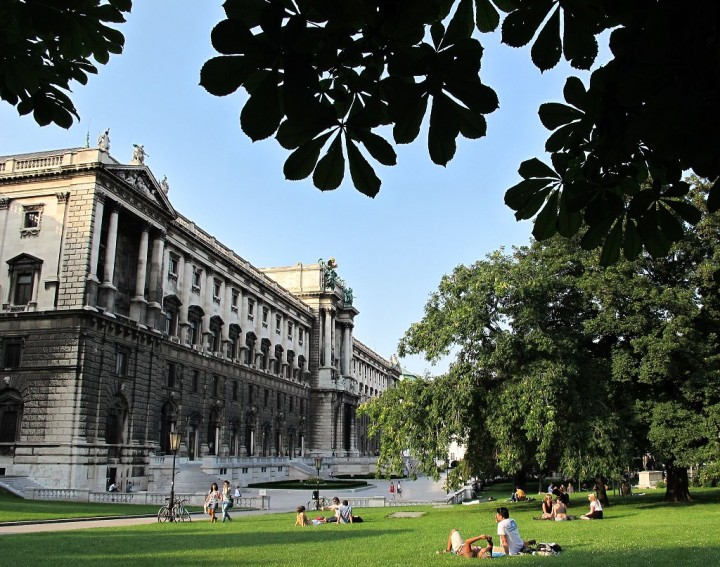 Burggarten, Things to do in Vienna, Austria