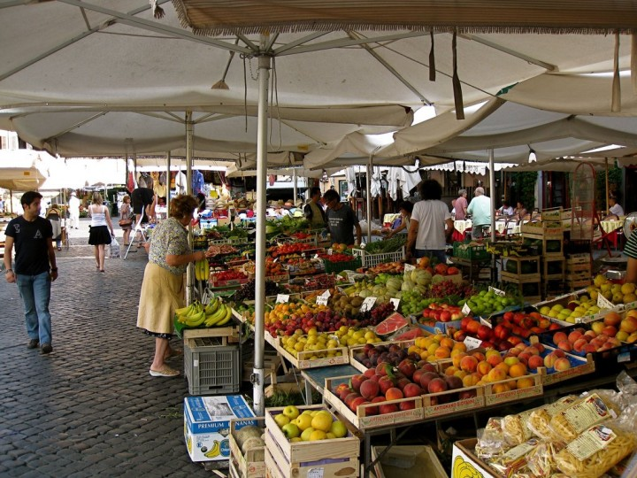 Campo de' Fiori, Things to do in Rome, Lazio, Italy
