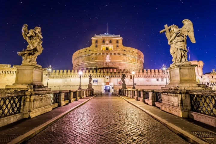 Castel Sant'Angelo, Things to do in Rome, Lazio, Italy