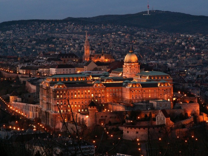 Castle hill, Things to Do in Budapest, Hungary