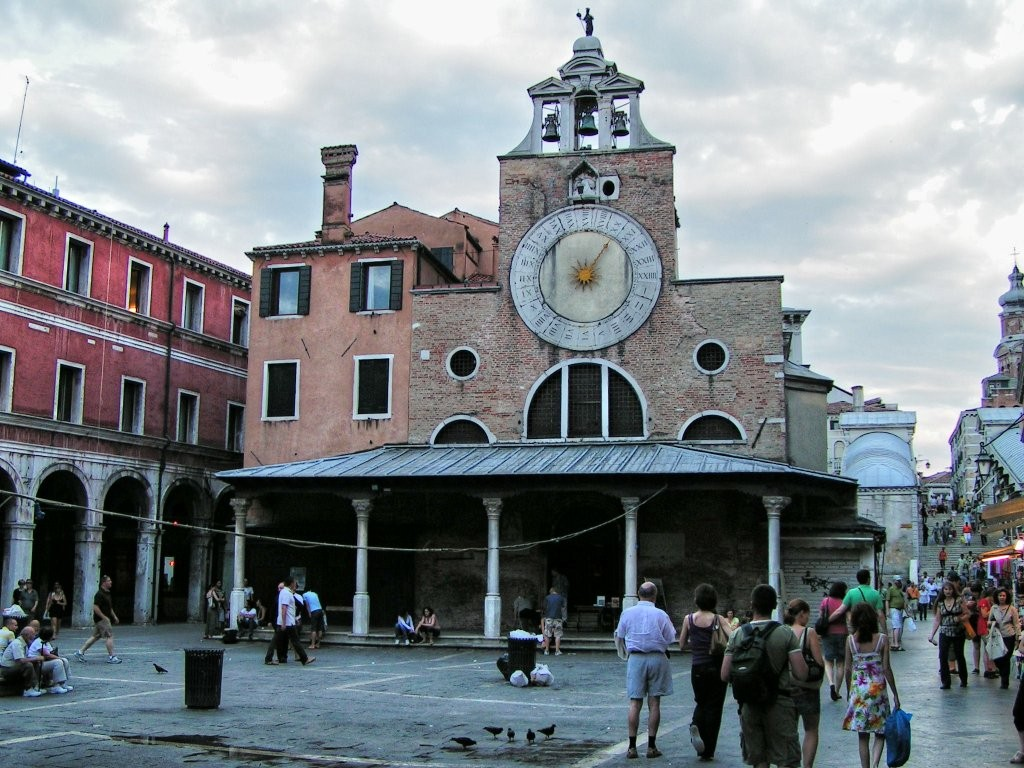 Chiesa di San Giacomo di Rialto, Things to do in Venice, Italy