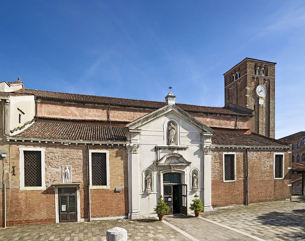 Chiesa di San Nicolo dei Mendicoli, Things to do in Venice, Italy