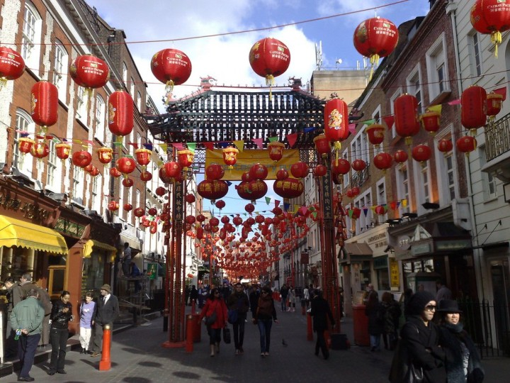 China Town, Things to do in London, England, UK
