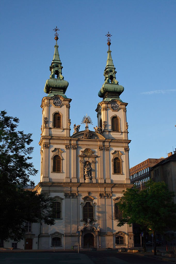 Church of St. Anna, Things to Do in Budapest, Hungary