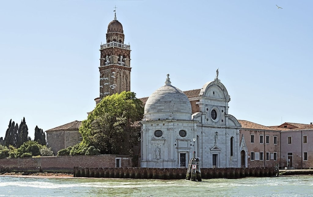 Church San Michele in Isola, Things to do in Venice, Italy