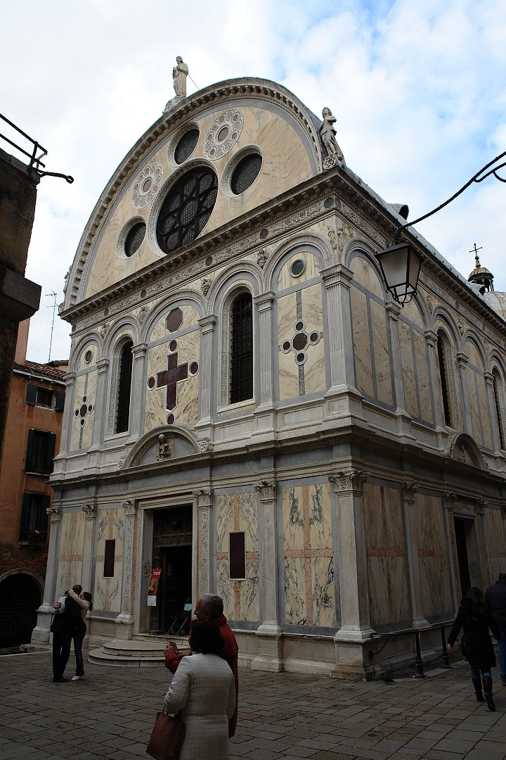 Church of Santa Maria dei Miracoli, Things to do in Venice, Italy
