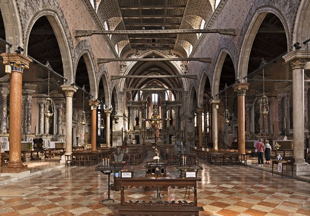 Church of Santo Stefano, Things to do in Venice, Italy