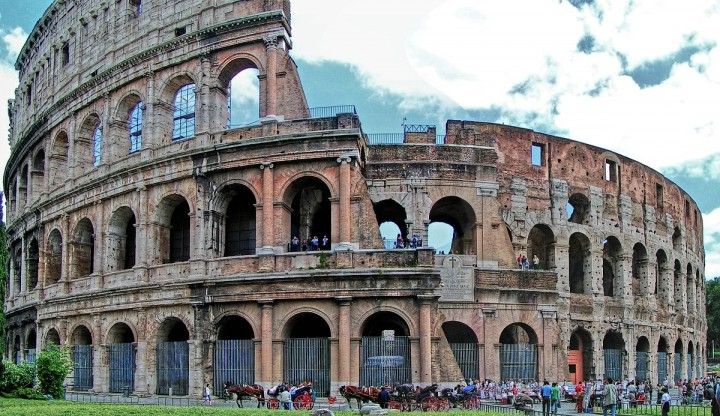 Colosseum, Things to do in Rome, Italy