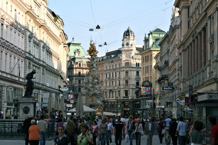 Graben, Things to do in Vienna, Austria