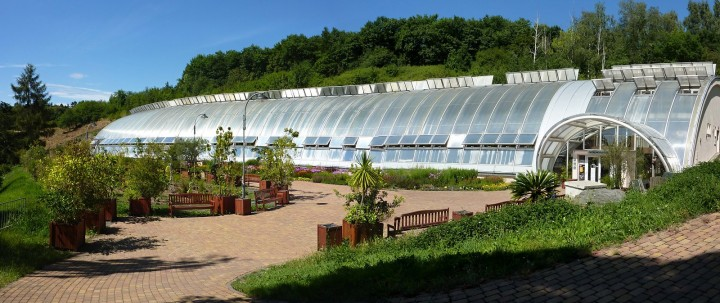 Greenhouse Fata Morgana - Tropical forests in Prague, The Czech Republic
