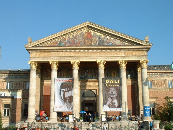 Hall of Art, Things to Do in Budapest, Hungary