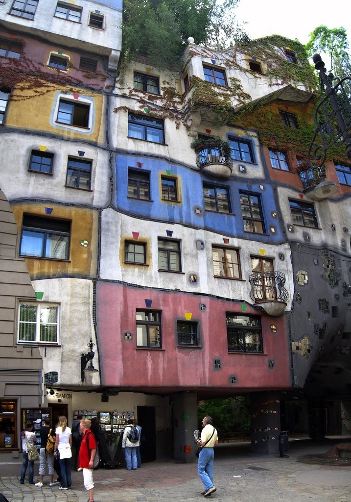 Hundertwasserhaus, Things to do in Vienna, Austria