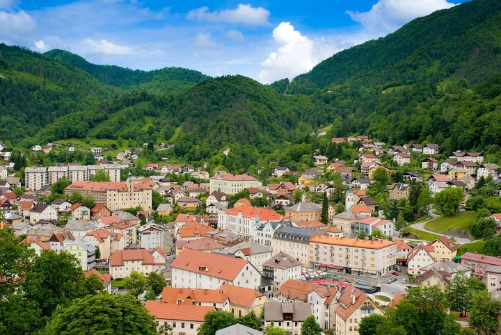 Idrija, Most beautiful places in Slovenia