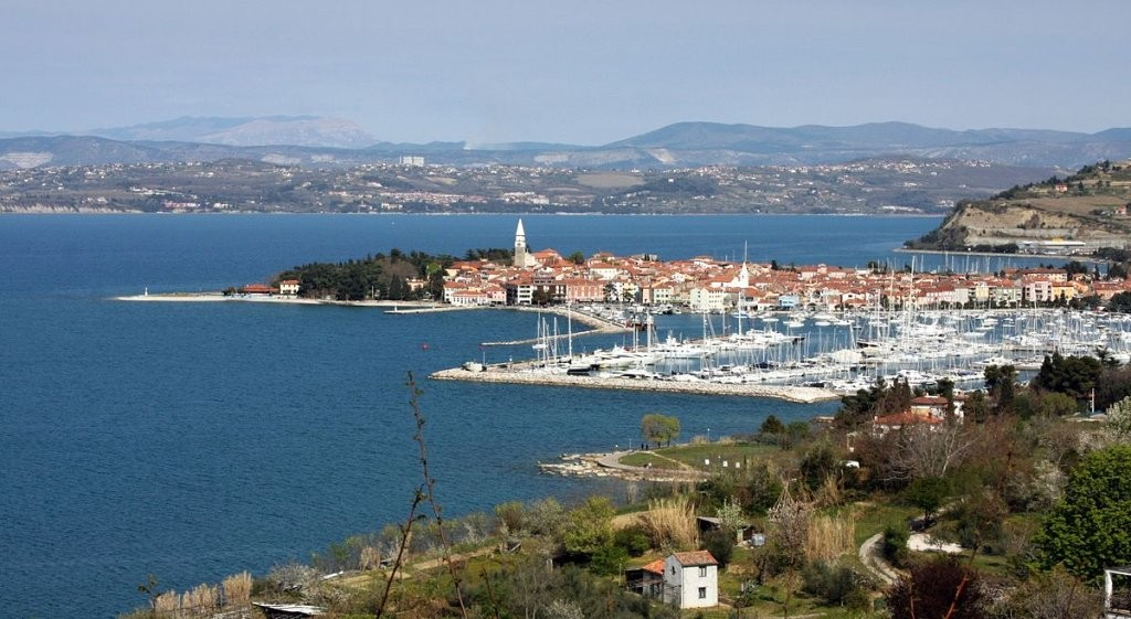 Izola, Most beautiful places in Slovenia