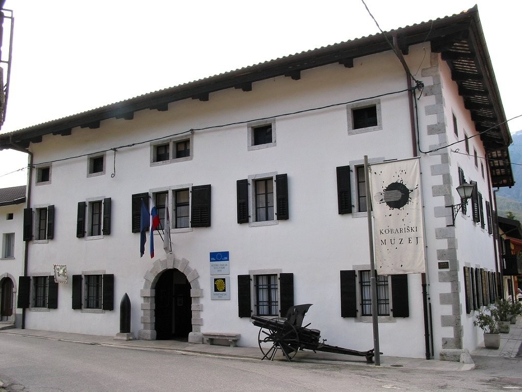 Kobarid museum, Most beautiful places in Slovenia
