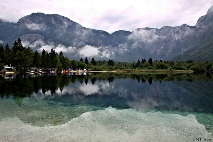 Lake Bohinj, Most beautiful places in Slovenia