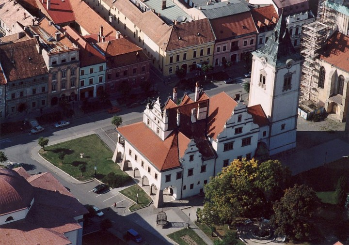 Levoča city center, Top places to visit in Slovakia