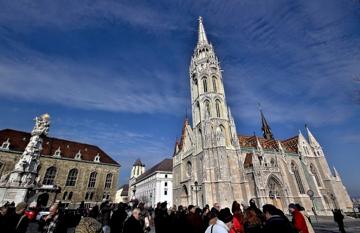 Matthias Church, Things to Do in Budapest, Hungary