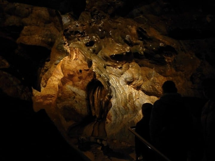 Ochtinská Aragonite Cave, Top places to visit in Slovakia