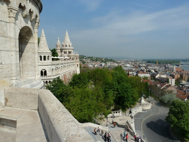 On Fishermen's Bastion, Things to Do in Budapest, Hungary
