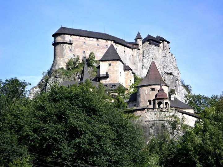 Orava Castle, Top places to visit in Slovakia
