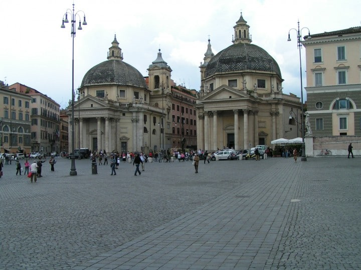 Piazza del Popolo, Things to do in Rome, Lazio, Italy