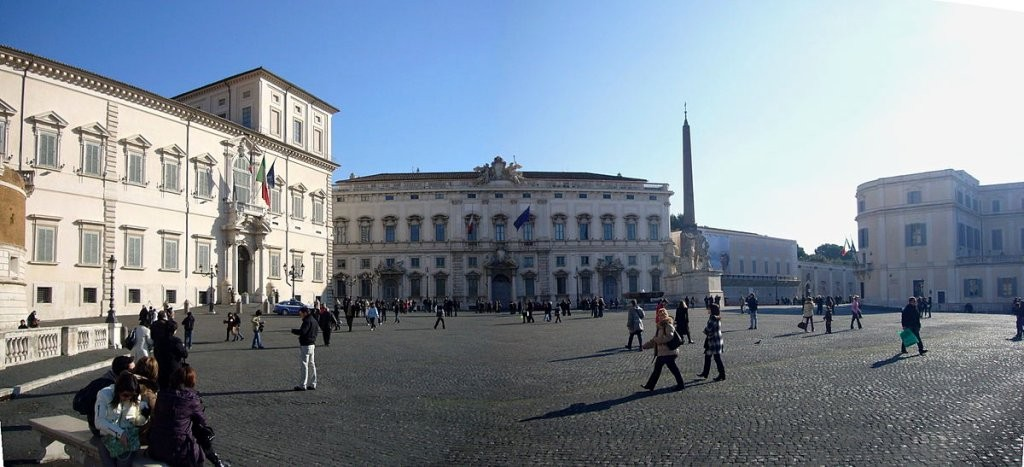 Piazza del Quirinale, Things to do in Rome, Lazio, Italy