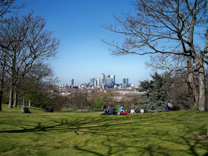 Picnic in Greenwich Park, Things to do in London, England, UK