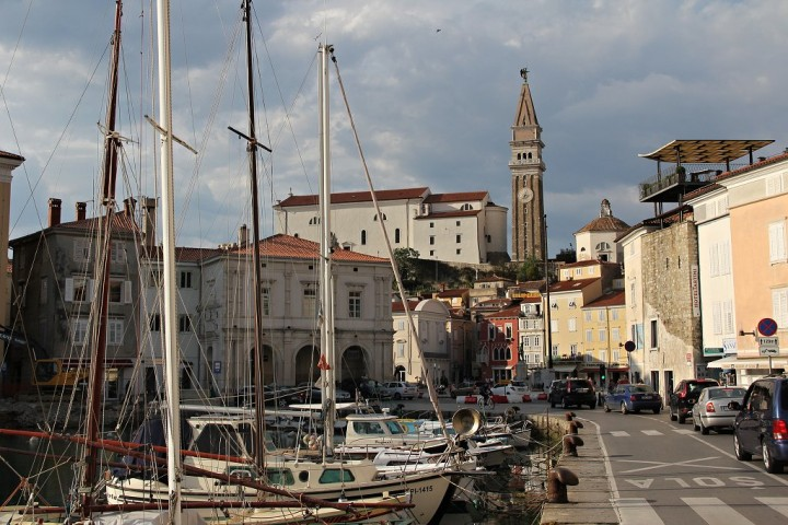 Piran, Most beautiful places in Slovenia