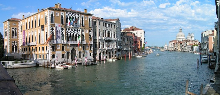 Ponte dell'Accademia - view of Canal Grande, Things to do in Venice, Italy