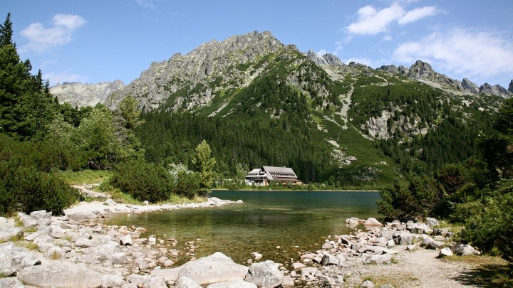 Popradské Pleso lake, High Tatras National Park, Top places to visit in Slovakia