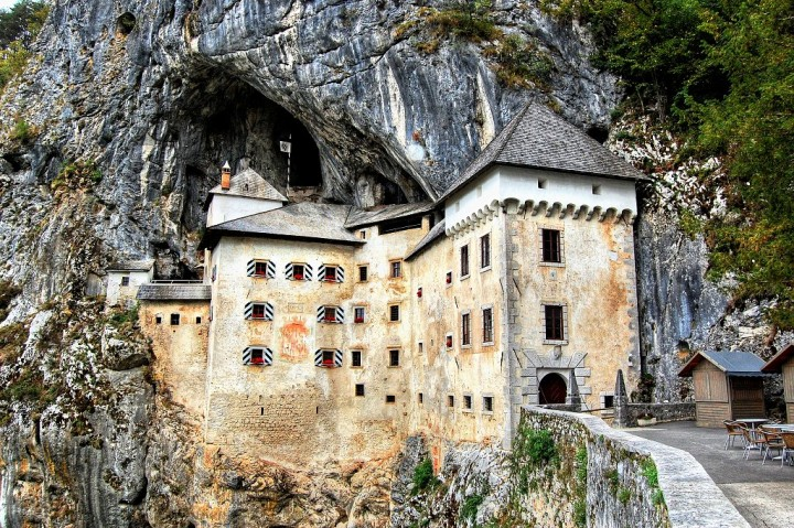 Predjama Castle, Most beautiful places in Slovenia
