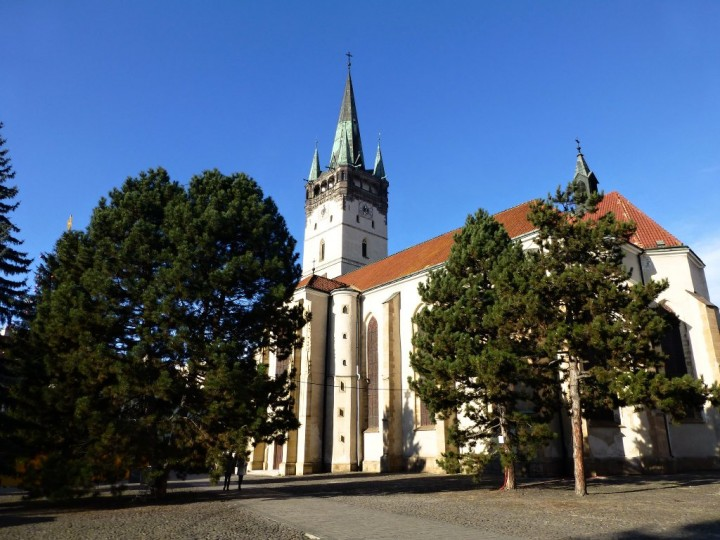 Prešov, Top places to visit in Slovakia