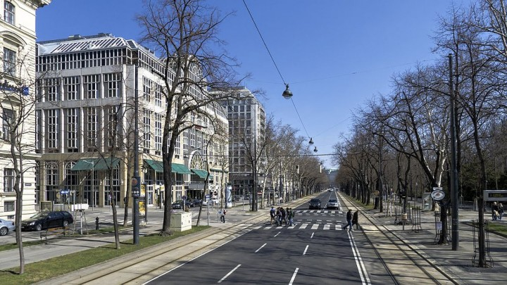 Ringstrasse, Things to do in Vienna, Austria