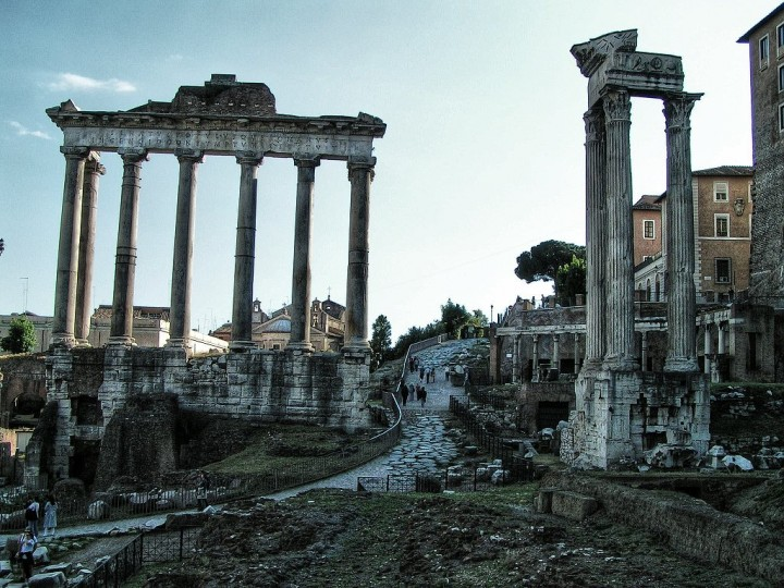 Roman Forum, Things to do in Rome, Lazio, Italy