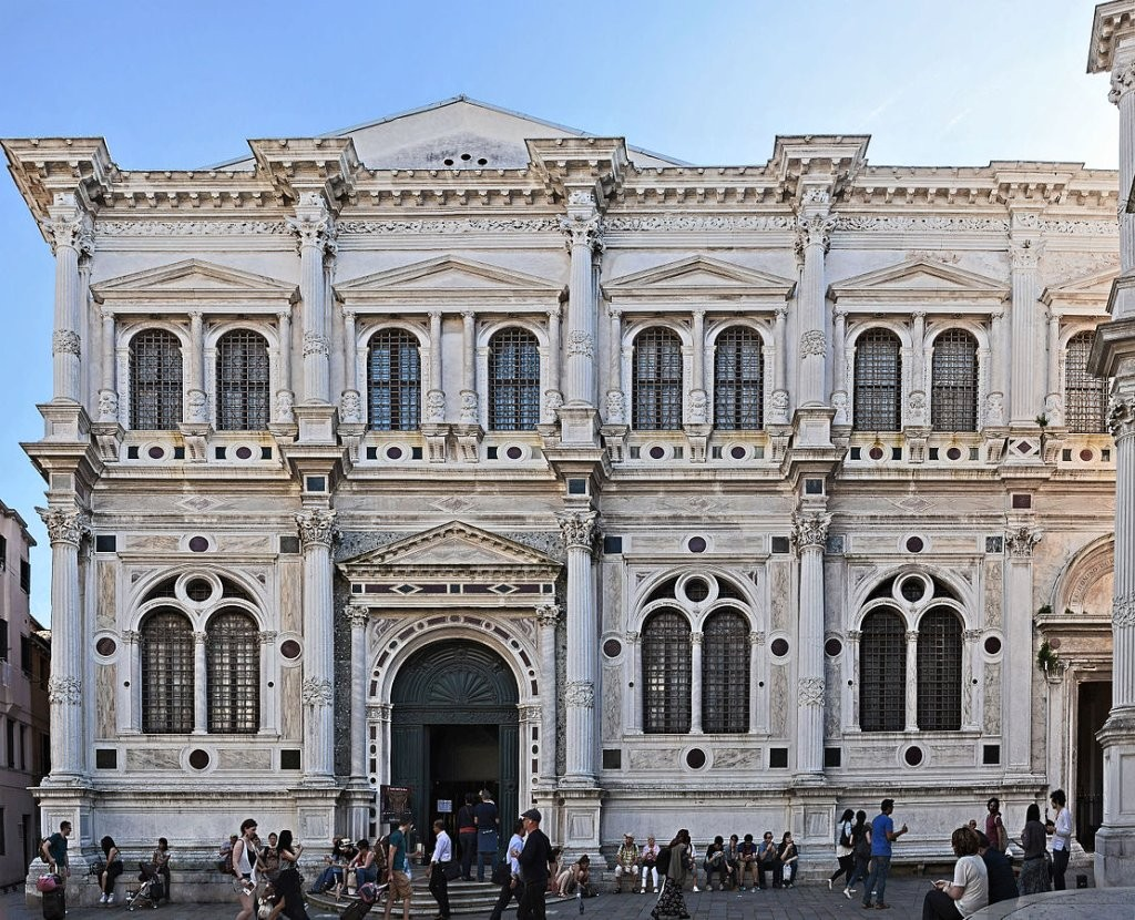 Scuola Grande di San Rocco, Things to do in Venice, Italy