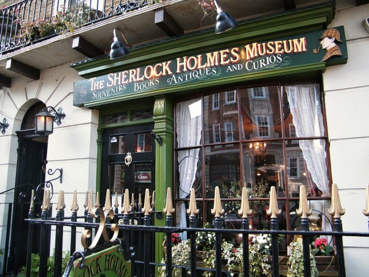 Sherlock Holmes Museum, Things to do in London, England, UK