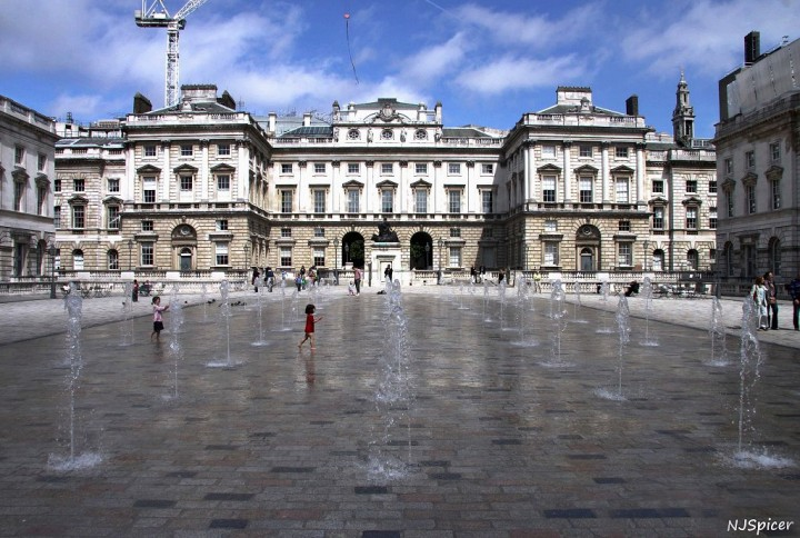 Somerset House, Things to do in London, England, UK