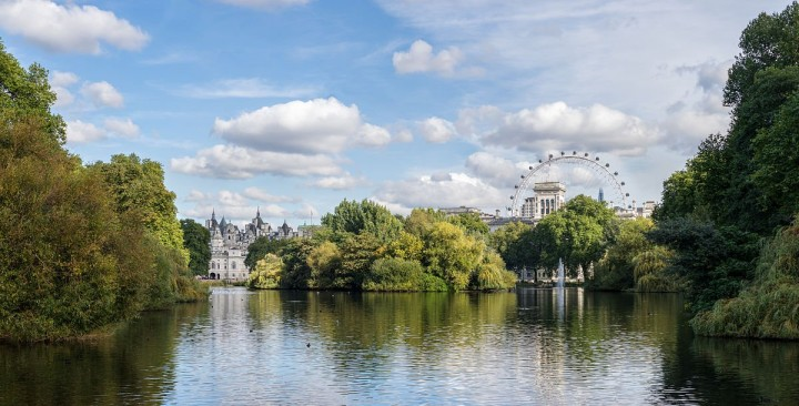 St. James's Park, Things to do in London, England, UK